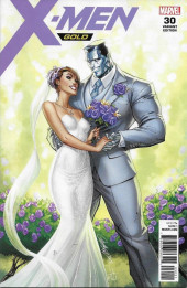 X-Men: Gold (2017) -30A- Til Death Do Us Part: Conclusion - Campbell Variant