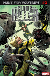 Hunt For Wolverine - The Claws of a Killer -2- Issue #2