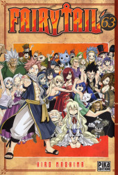 Fairy Tail -63- Tome 63