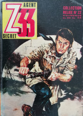 Z33 agent secret -Rec22- Collection reliée N°22 (du n°85 au n°88)