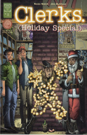 Clerks: Holiday Special (1998) -1- Clerks: Holiday Special #1