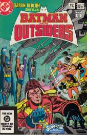Batman and the Outsiders (1983) -2- Markovia's Last Stand!
