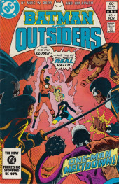 Batman and the Outsiders (1983) -4- One-Man Meltdown