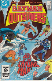 Batman and the Outsiders (1983) -6- Death Warmed Over!