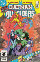 Batman and the Outsiders (1983) -9- Enter: The Masters of Disaster!