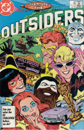 Adventures of the Outsiders (DC comics - 1986) -38- Many Brave Hearts Are Asleep In The Deep