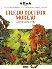 Les grands Classiques de la littérature en bande dessinée -39- L'Île du Docteur Moreau