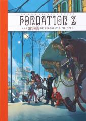Spirou et Fantasio (Une aventure de.../Le Spirou de...) -13TL- Fondation Z