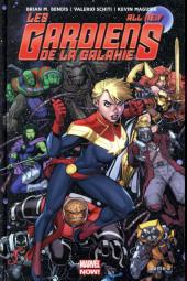 All-New Les Gardiens de la galaxie (Marvel Now!) -3- Tome 3