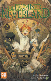 The promised Neverland -2- Sous contrôle