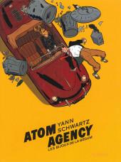 Atom Agency -1HC- Les Bijoux de la Bégum