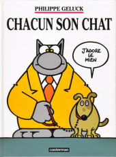 Le chat -21a17- Chacun son chat