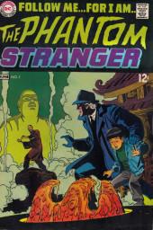 Phantom Stranger (1969) -1- When Ghosts Walk!
