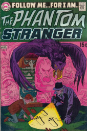 Couverture de Phantom Stranger (1969) -2- The Man Who Died Three Times!