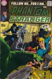 Phantom Stranger (1969) -3- How Do You Know My Name?