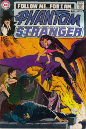 Phantom Stranger (1969) -4- There Is Laughter in Hell This Day!
