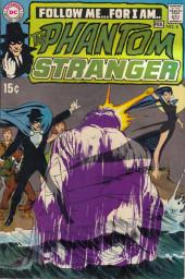 Phantom Stranger (1969) -5- The Devil's Playground!