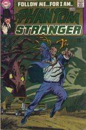 Phantom Stranger (1969) -7- The Curse!