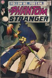 Phantom Stranger (1969) -9- Obeah Man!