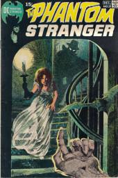 Phantom Stranger (1969) -10- Death... Call Not My Name!