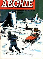 Archie (Jeunesse et Vacances) -17- ARCHIE - Terreur en Arctique