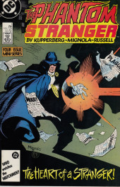 Phantom Stranger (1987) -1- The Heart of a Stranger