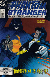 Phantom Stranger (1987) -3- Thunder in the Night!