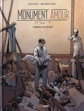 Monument amour -2- Femmes de pierre