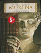 Murena -1ES5- La pourpre et l'or