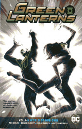 Green Lanterns (2016) -INT06- Vol.6 A World of Our Own
