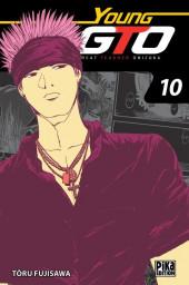 Young GTO - Shonan Junaï Gumi (Volume Double) -10- Tome 10