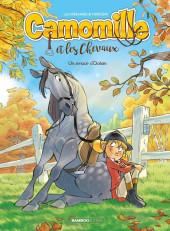Camomille et les chevaux -1a18- Un amour d'Océan