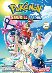 Pokémon - Soleil et Lune -2- Tome 2