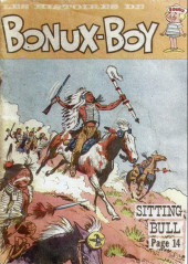 Bonux-Boy (Les histoires de) -55671- Sitting bull