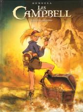 Les campbell -5- Les trois malédictions