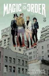 Magic Order (The) (2018) -1- Issue #1
