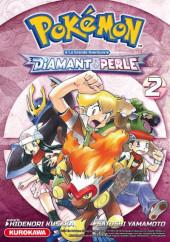 Pokémon Diamant & Perle/Platine -2- Tome 2
