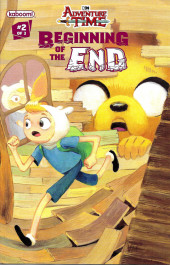 Adventure Time: Beginning Of The End -2- Adventure Time: Beginning Of The End Part 2 Of 3