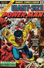Giant-Size Power Man (1975) -1- Retribution