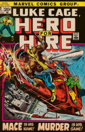 Hero for Hire (1972) -3- Mark of the Mace!
