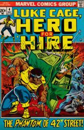 Hero for Hire (1972) -4- Cry Fear...Cry Phantom!