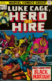 Hero for Hire (1972) -5- Don't Mess With Black Mariah!