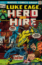 Hero for Hire (1972) -7- Jingle Bombs!