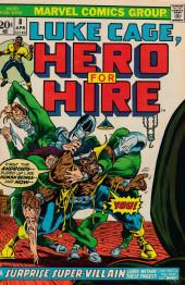 Hero for Hire (1972) -8- Crescendo!