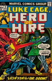 Hero for Hire (1972) -9- Where Angels Fear To Tread!