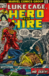 Hero for Hire (1972) -10- The Lucky and the Dead!