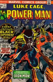 Power Man (Marvel - 1974) -17- Rich Man: Iron Man, Power Man: Thief