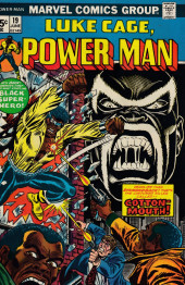 Power Man (Marvel - 1974) -19- Call Him Cottonmouth!