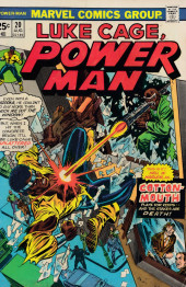 Power Man (Marvel - 1974) -20- How Like a Serpent's Tooth...
