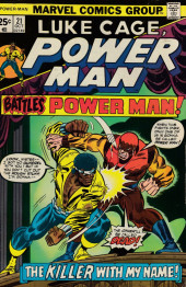 Power Man (Marvel - 1974) -21- The Killer with My Name!
